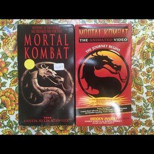📼 Mortal Kombat Combo VHS